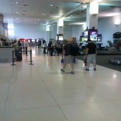 Photo taken at Billings Logan International Airport (BIL) by Eddie on 4/23/2012