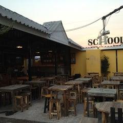 Photo taken at School bar by Ratisak R. on 2/25/2012