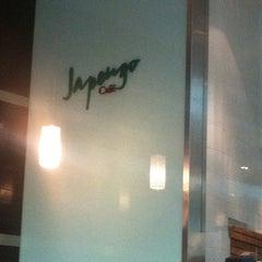 Photo taken at Japengo Cafe by Al sarrah on 7/11/2012