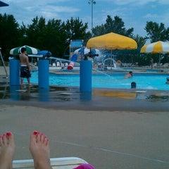 Photo taken at Splash Zone by Brooke C. on 7/29/2012