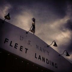 Photo taken at Fleet Landing by Brenna M. on 4/14/2012