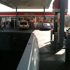 Photo taken at RaceTrac by Don G. on 2/9/2012