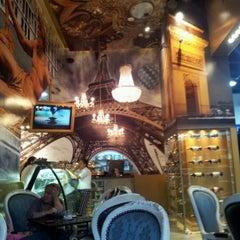 Photo taken at Le Café De París by Sergio P. on 6/16/2012