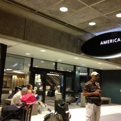Photo taken at Baggage Claim 5 by Daniel K. on 6/30/2012