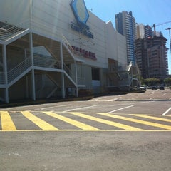 Photo taken at Shopping Campo Grande by Neli T. on 5/30/2012
