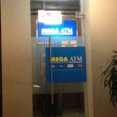 Photo taken at Bank Mega® by Firdyani N. on 7/30/2012