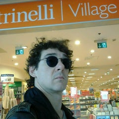 Photo taken at La Feltrinelli Village by Emiliano L. on 7/9/2012