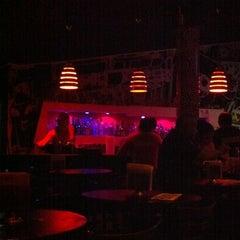 Photo taken at La Encrucijada Rock by Montse E. on 3/11/2012