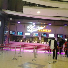 Photo taken at TGV Cinemas by miekael j. on 5/1/2012