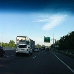 Photo taken at Interstate 24 by Jennifer S. on 4/25/2012