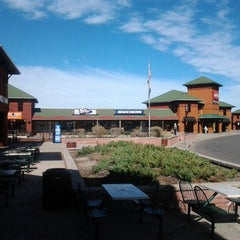 Photo taken at Outlets at Castle Rock by Audira M. on 3/31/2012