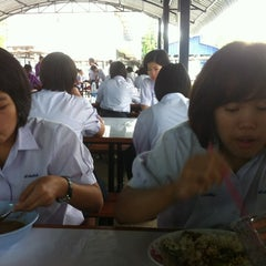 Photo taken at CAFETERIA | UP SCH by YakARA$ S. on 8/29/2012