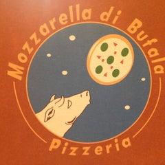 Photo taken at Mozzarella di Bufala by Princess H. on 5/24/2012