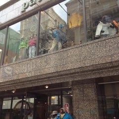 Photo taken at patagonia パタゴニア 大阪 by 山ちゃん on 6/23/2012