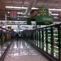 Photo taken at Walmart Supercenter by Lai Hui on 6/22/2012