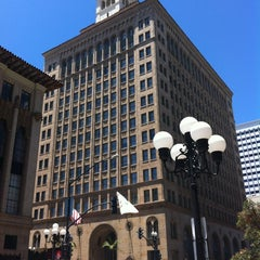 Photo taken at Courtyard San Diego Downtown by Roy H. on 6/24/2012