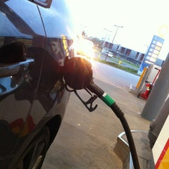 Photo taken at Shell by Eduard B. on 9/10/2012