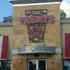 Photo taken at TGI Fridays by Cadillac D on 9/1/2012
