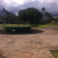 Photo taken at University of Hawaii - Maui College by Dāmé D. on 2/15/2012