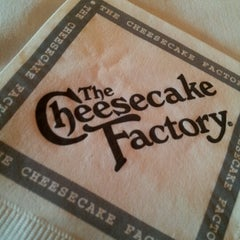 Photo taken at The Cheesecake Factory by Brian G. on 6/30/2012