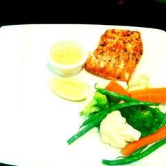 Photo taken at Japengo Cafe by Solange B. on 6/8/2012