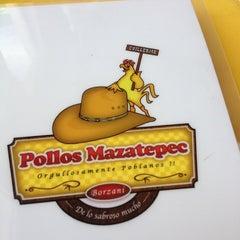 Photo taken at Pollos Mazatepec Borzani by Cleyrol C. on 4/5/2012