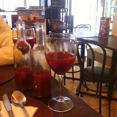 Photo taken at Nicolas Café by Ramón H. on 8/11/2012