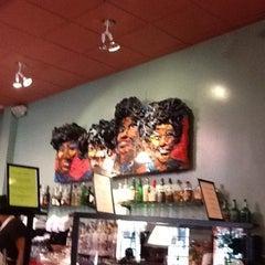Photo taken at Sascha's 527 Cafe by CITYPEEK Patti on 3/26/2012