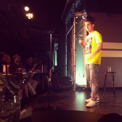 Photo taken at Helium Comedy Club by Marie U. on 8/14/2012