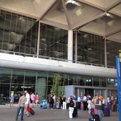 Photo taken at Terminal 3 by Fiona G. on 7/5/2012