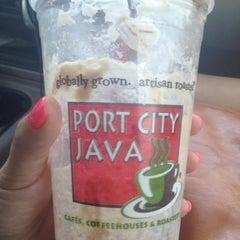 Photo taken at Port City Java by Kali on 7/7/2012