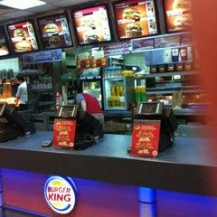 Photo taken at Burger King by Asli K. on 7/24/2012