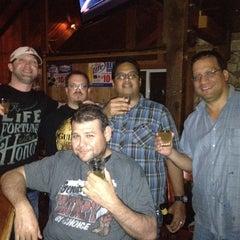 Photo taken at Boneheadz Sports Pub by Danielle D. on 4/15/2012