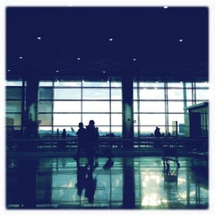 Photo taken at Terminal 2 by Patrice D. on 3/1/2012