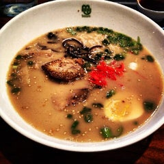 Photo taken at Boom Noodle by moto m. on 5/31/2012