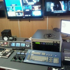 Photo taken at TV da Igreja Universal by Dante D. on 5/7/2012