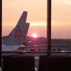 Photo taken at Gate B29 by Cary C. on 8/17/2012