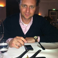 Photo taken at ml restaurant by Wouter on 4/24/2012