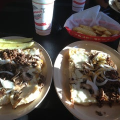 Photo taken at Mancino's Pizza & Grinders by Don M. on 8/17/2012