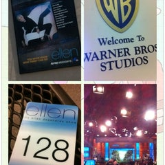 Photo taken at The Ellen DeGeneres Show by bOn on 5/25/2012