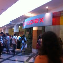 Photo taken at Kinoplex by Marcus Aurélius F. on 7/29/2012