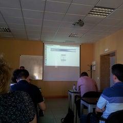 Photo taken at Parque Científico Tecnológico de Extremadura by Graciela D. on 6/22/2012