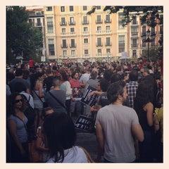 Photo taken at Plaza del Rey by Yolanda C. on 7/19/2012