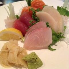Photo taken at Midori Sushi II by carla e. on 8/16/2012