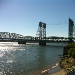 Photo taken at Interstate Bridge by Baron J. on 9/3/2012