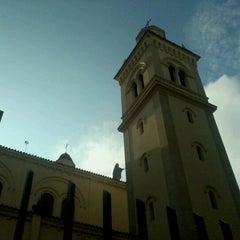 Photo taken at Iglesia Santa Eduvigis by Juan Miguel G. on 3/24/2012