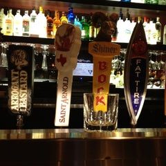 Photo taken at BJ's Restaurant and Brewhouse by Stephanie G. on 4/9/2012