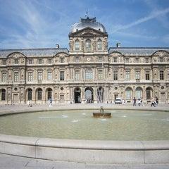 Photo taken at Palais Royal by Jiny K. on 2/10/2012