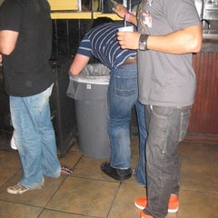 Photo taken at Knight Library Sports Bar & Grill by Mike M. on 3/21/2012