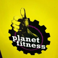 Photo taken at Planet Fitness by Kendall T. on 7/16/2012